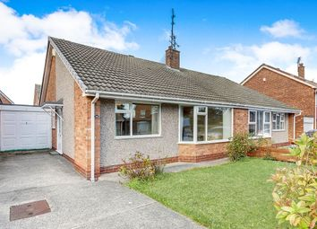 Thumbnail 2 bed bungalow for sale in Cleehill Drive, Preston Grange, North Shields