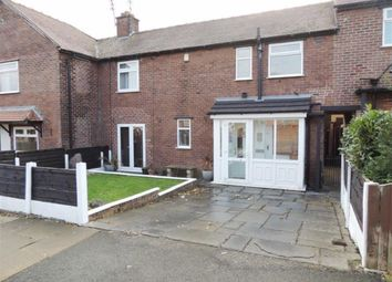 Thumbnail 3 bed terraced house for sale in St. Lawrence Road, Denton, Manchester