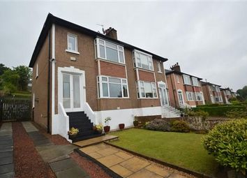 Thumbnail 3 bedroom semi-detached house for sale in Speirs Road, Bearsden, Glasgow