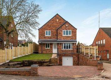 Thumbnail 5 bed detached house for sale in Newport Road, Eccleshall, Stafford
