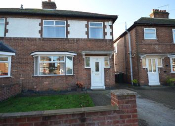 Thumbnail 3 bed semi-detached house to rent in Eltham Road, West Bridgford, Nottingham