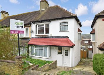 Thumbnail 3 bed end terrace house to rent in Medmerry Hill, Brighton