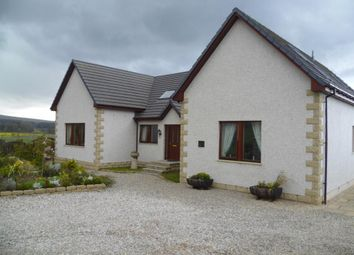 Thumbnail 6 bed detached house for sale in Mains Of Cuffurach, Clochan, Buckie