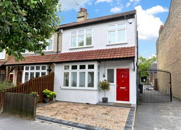 Thumbnail 3 bed semi-detached house for sale in Harrington Road, London