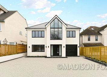 Thumbnail 5 bed detached house for sale in Nursery Road, Loughton