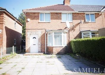 Thumbnail 3 bed semi-detached house to rent in Caversham Road, Kingstanding, Birmingham