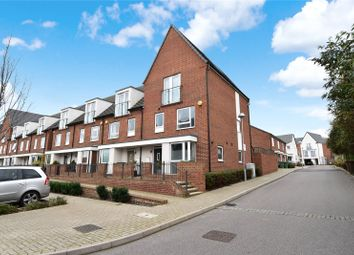 Thumbnail 4 bed end terrace house for sale in Samas Way, Crayford, Dartford, Kent