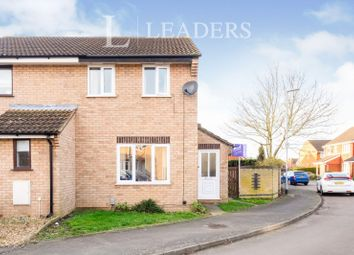 2 bed semi-detached house to rent in Lomax Drive, Brampton, Huntingdon PE28