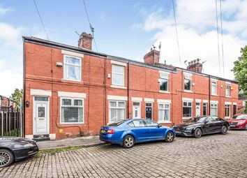 Thumbnail 3 bedroom end terrace house for sale in Pearson Street, Reddish, Stockport, Cheshire