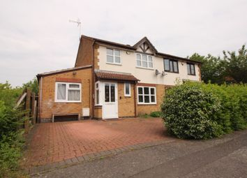 Thumbnail 4 bed terraced house to rent in Woodborough Road, Leicester