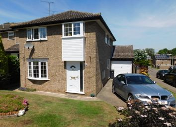 Thumbnail 4 bed detached house for sale in Glemsford Road, Stowmarket