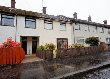 Thumbnail 3 bed terraced house for sale in Mossvale Park, Ballyclare