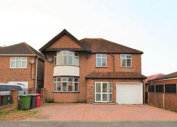 Thumbnail 6 bed detached house for sale in Buckland Avenue, Slough