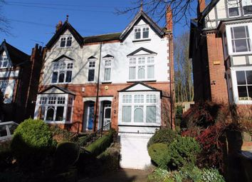 Thumbnail 5 bed semi-detached house for sale in Tavistock Drive, Mapperley Park, Nottingham