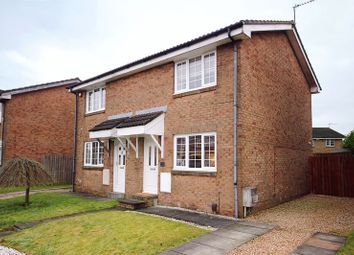Thumbnail 2 bed semi-detached house for sale in Jones Green, Deerpark, Livingston