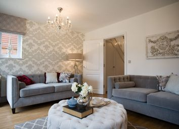 Thumbnail 2 bed flat for sale in Bells Lane, Hoo St Werburgh