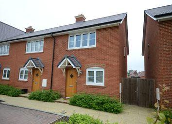 Thumbnail 2 bed semi-detached house for sale in Diamond Jubilee Way, Wokingham, Berkshire