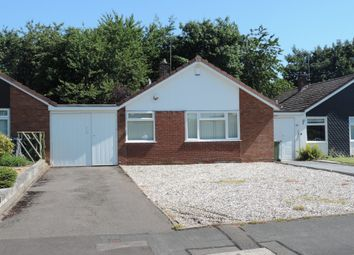 Thumbnail 2 bed semi-detached bungalow to rent in Holly Drive, Walton On The Hill, Stafford, Staffordshire
