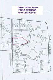 Thumbnail Land for sale in Plot 10 & 11, Oakley Green Road, Fifield, Windsor, Berkshire