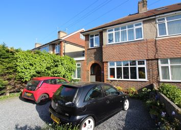 Thumbnail 4 bed semi-detached house for sale in Canterbury Road, Worthing