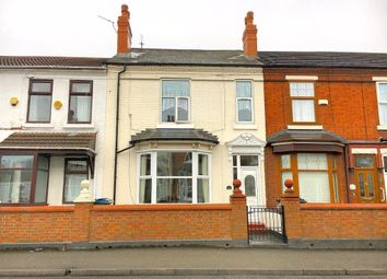 Thumbnail 4 bedroom terraced house for sale in Bromford Lane, West Bromwich, West Midlands