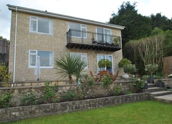 Thumbnail 4 bedroom detached house for sale in Solsbury Way, Bath