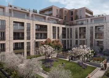 Thumbnail 1 bed flat for sale in The Claves, Millbrook Park, London