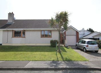Thumbnail 2 bed semi-detached bungalow for sale in 12B Viking Hill, Ballakillowey, Colby