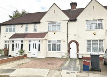 Thumbnail 4 bed terraced house for sale in The Alders, Norwood Green/Heston