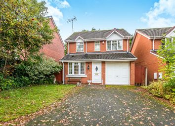 Thumbnail 3 bed detached house for sale in Armitage Road, Rugeley