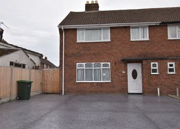Thumbnail 3 bed semi-detached house to rent in Ash Road, Tipton