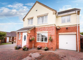 Thumbnail 4 bedroom detached house for sale in El Alamein Way, Bradwell, Great Yarmouth