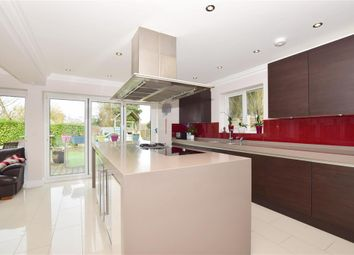 Thumbnail 4 bed bungalow for sale in Hever Road, West Kingsdown, Sevenoaks, Kent