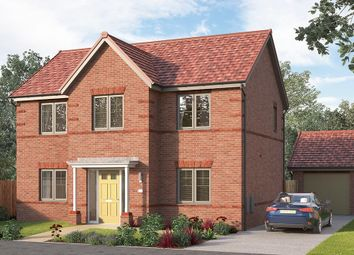 """Thumbnail 4 bed detached house for sale in """"The Denbury"""" at Pennyfine Road, Sunniside, Newcastle Upon Tyne"""