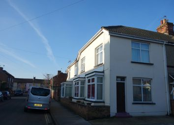 Thumbnail 3 bedroom end terrace house for sale in Maidstone Road, Lowestoft