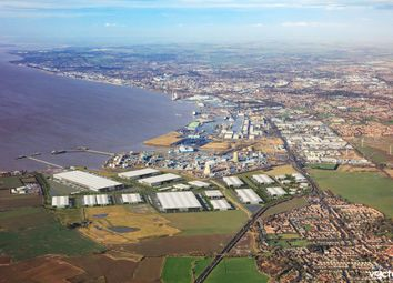 Thumbnail Industrial to let in Humber International Enterprise Park, Hull