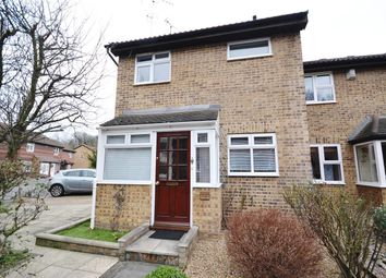 Thumbnail 1 bed end terrace house to rent in Bersham Lane, Badgers Dene, Grays