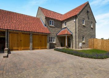 Thumbnail 4 bed detached house for sale in Lime Kiln Court, Itchington, Alveston, Bristol