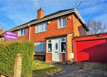 Thumbnail 3 bed semi-detached house for sale in Gloucester Road, Wheatley, Doncaster