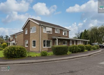 Thumbnail 4 bed detached house for sale in Willaston Avenue, Blacko, Nelson
