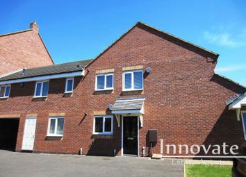 Thumbnail 2 bed flat for sale in Dovey Grove, Rowley Regis