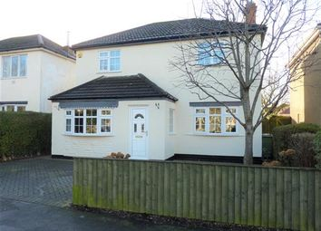 Thumbnail 3 bed detached house for sale in Poplar Road, Healing, Grimsby