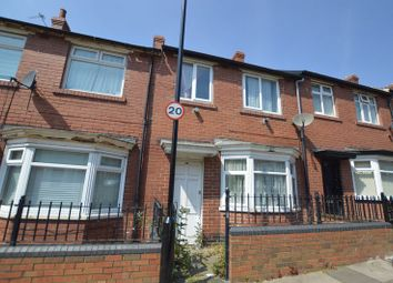 Thumbnail 2 bedroom terraced house for sale in Hampstead Road, Benwell, Newcastle Upon Tyne