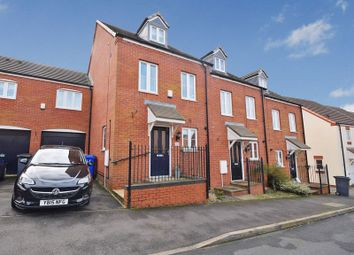Thumbnail 3 bed mews house for sale in Burtree Drive, Norton, Stoke-On-Trent