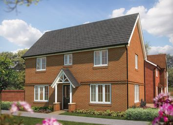 """Thumbnail 3 bedroom detached house for sale in """"The Spruce"""" at Horebeech Lane, Horam, Heathfield"""