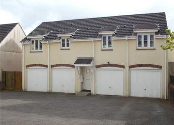 Thumbnail 2 bed flat for sale in Blackbird Crescent, Kensey Parc, Launceston