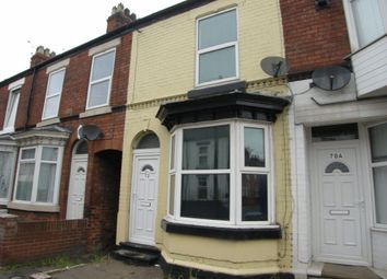 Thumbnail 2 bed terraced house to rent in Albert Road, Retford