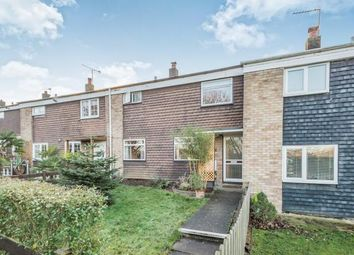 Thumbnail 3 bed terraced house for sale in Webb Rise, Stevenage, Hertfordshire, England