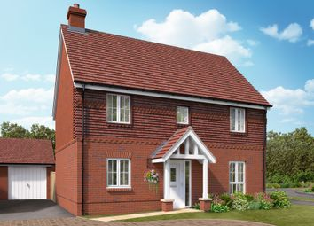 """Thumbnail 4 bedroom detached house for sale in """"The Fairford"""" at Boorley Green, Winchester Road, Botley, Southampton, Botley"""