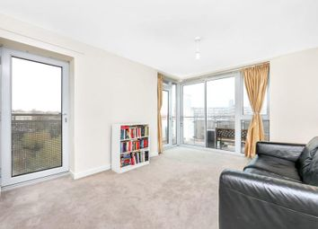 Thumbnail 2 bed flat for sale in Waterway Avenue, London